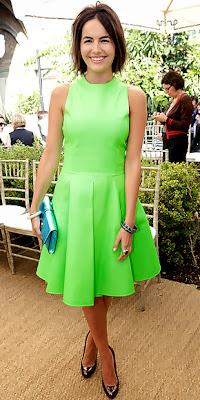 Camilla Belle, Ralph Lauren, Vogue