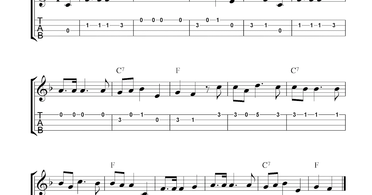 o tannenbaum sheet music pdf