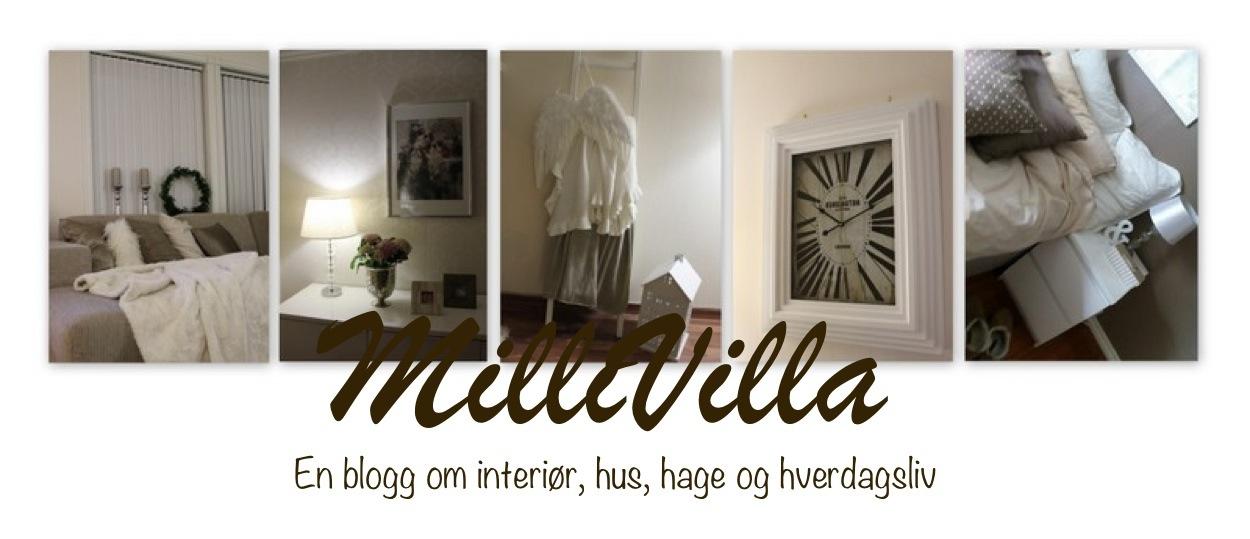 Millivilla: inspirasjon baderom