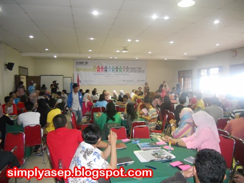 Suasana Dalam Kelas - Foto Asep Haryono