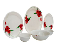 Buy DINNER SET with discount upto 70% at ShopClues.