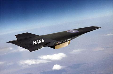 ماذا تعرف الطائرة الأسرع العالم X-43A.jpg