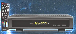 GLOBOALSAT GS 300 HD