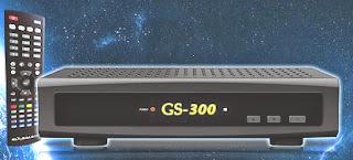 GLOBOALSAT GS 300 HD