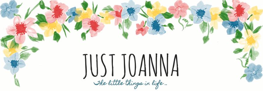 Just Joanna