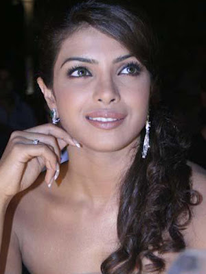Priyanka Chopra Sterling Chandelier Earrings