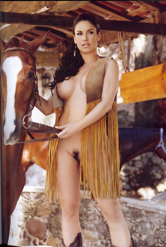Liz Vega - Playboy Pictures - VELVET ROPE