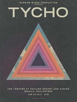 Tycho Live in Manila