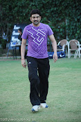 Telugu Film Personalities Practicing Cricket for CCL-thumbnail-8