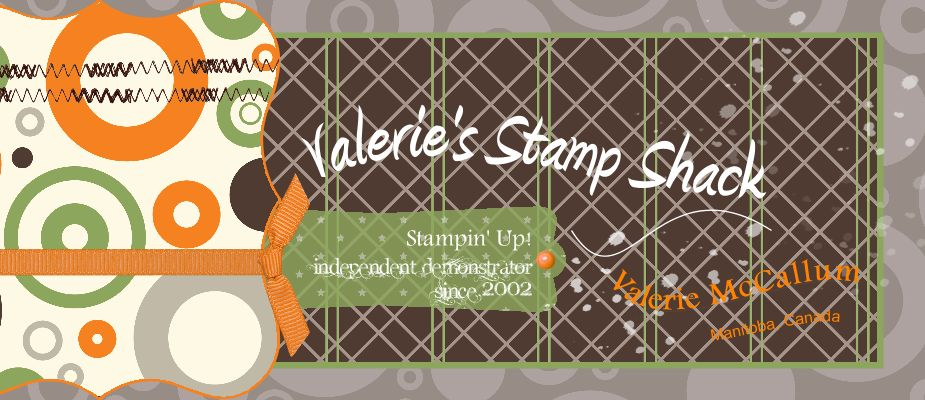 Valerie's Stamp Shack