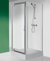 Kabiny prysznicowe Sanplast do małej łazienki