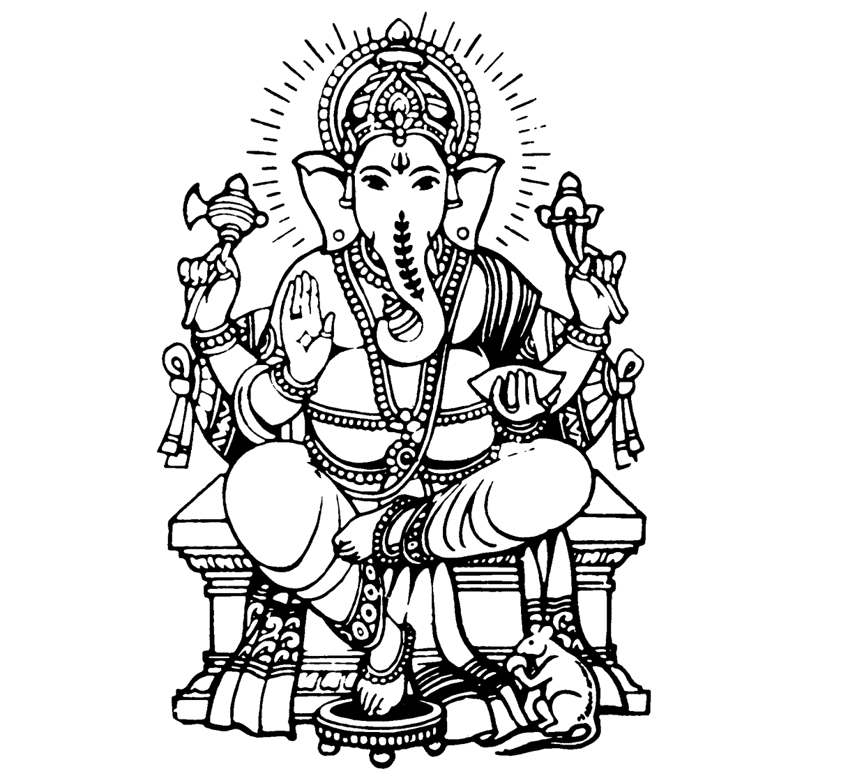 seo tags lord ganesha coloring page wallpapers lord ganesha coloring ...