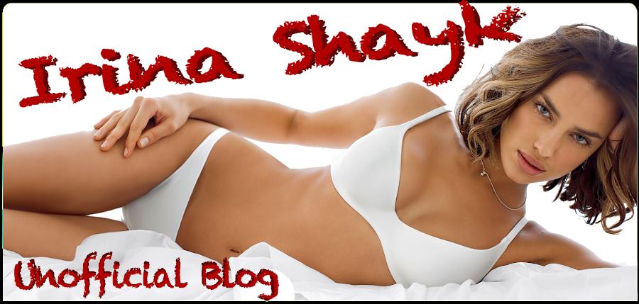 Irina Shayk Unofficial Blog