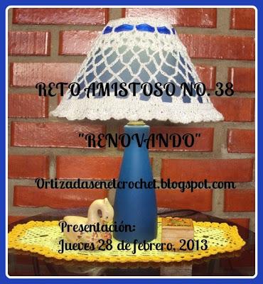 RETO AMISTOSO 38 . CUMPLIDO