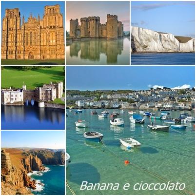 viaggio in Inghilterra del sud