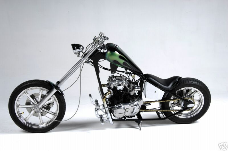 motorcycles  Chopper Motorcycles 2