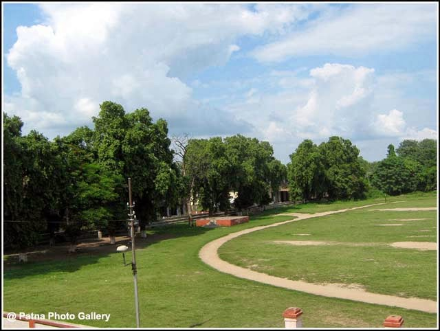 Patna Science College Main Ground