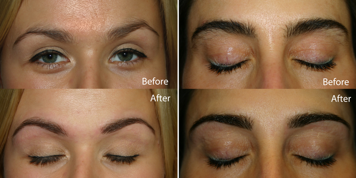 Precision Brow Take Your Brows To The Hair Dressers Emas Beauty