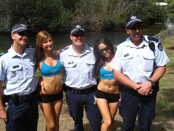 Funny police Humorous