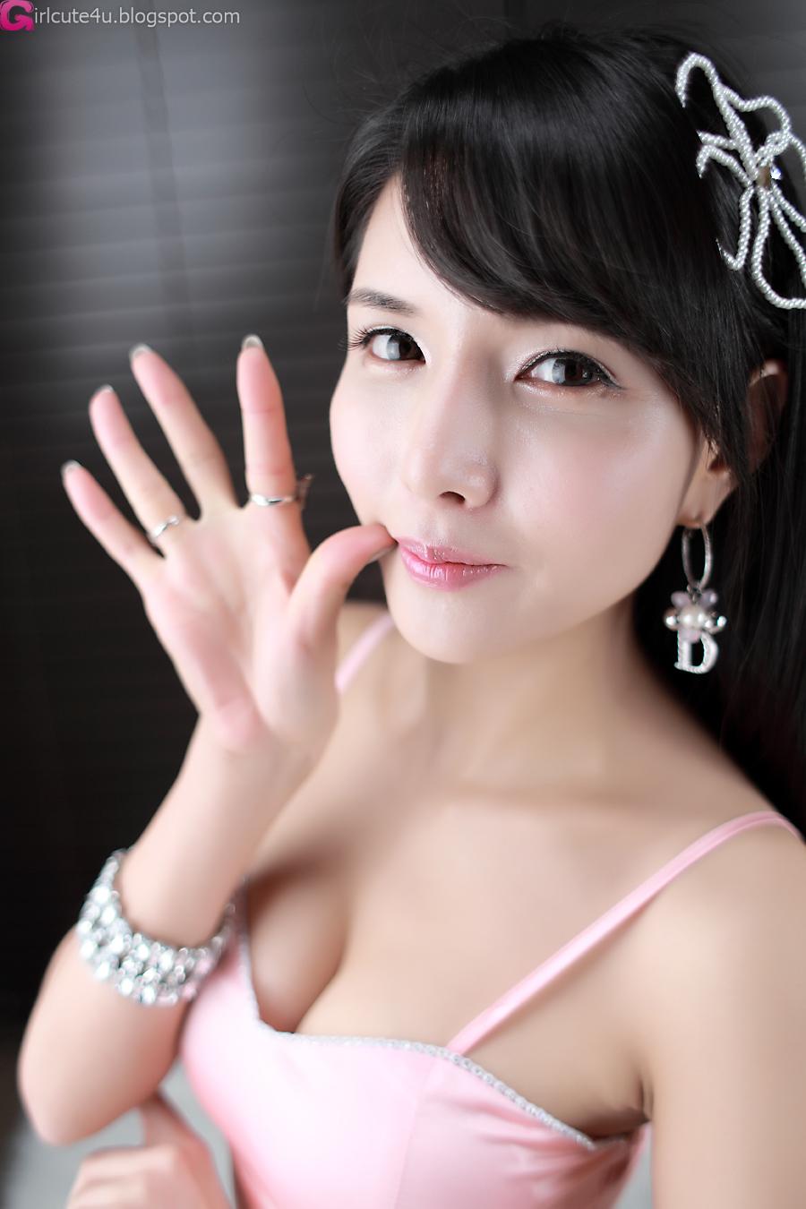 xxx nude girls: Cha Sun Hwa - Gorgeous Pink