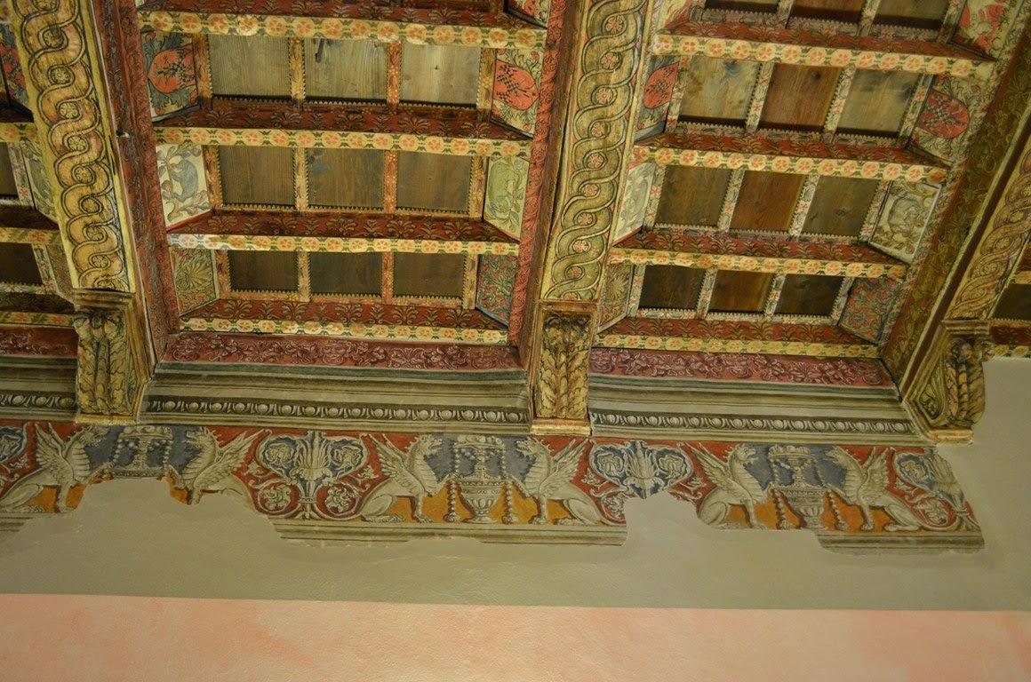 Soffitto Mattoni A Vista: Soffitto mattoni a vista decorare il del bagno foto.