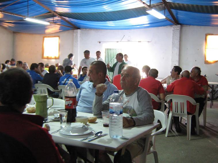 Cicloturismo do Vilanovense em 10 de Junho de 2012
