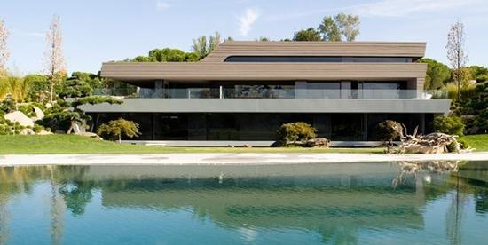 Home Artikel modern house minimalist design 2013 luxury homes cristiano ronaldo