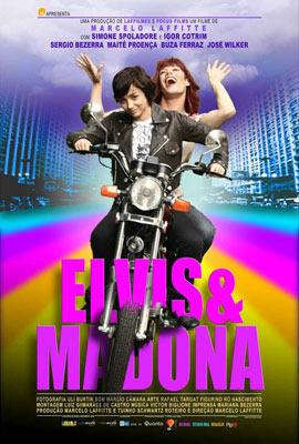 Elvis & Madona, de Marcelo Laffitte