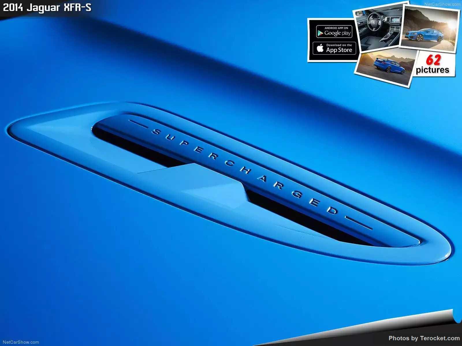 Hình ảnh xe ô tô Jaguar XFR-S 2014 & nội ngoại thất