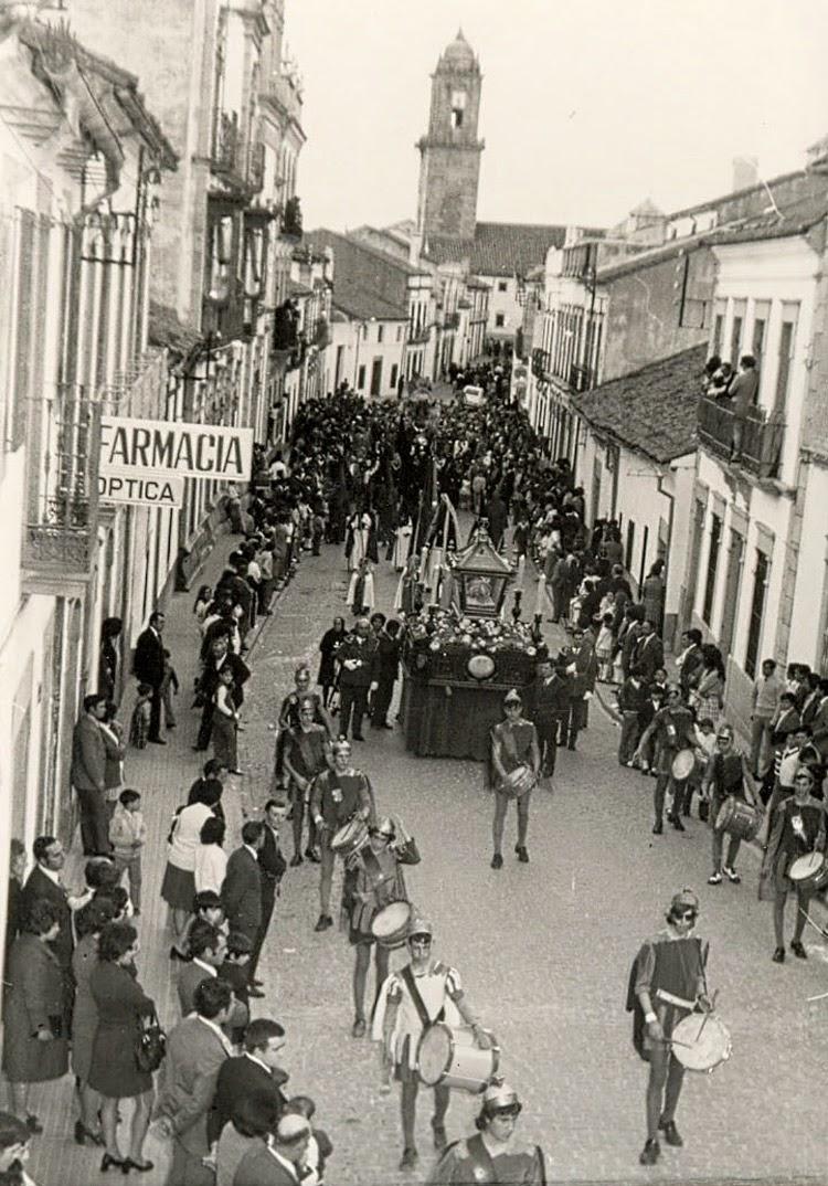 Fotografías antiguas de Semana Santa