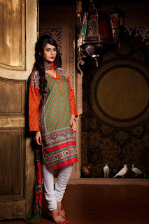 Khaadi Pret Eid Wear Collection 2013 for women