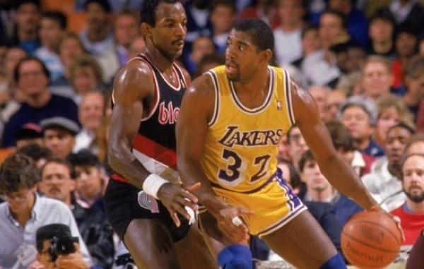 Pemain Basket Terbaik Magic Johnson