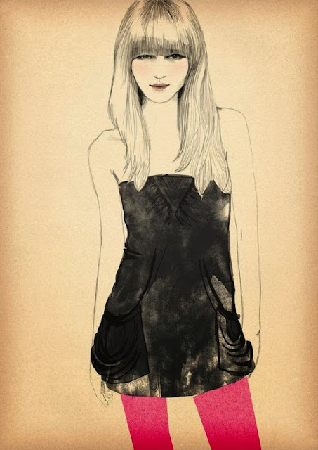 Marvelous Illustrations by Shandra Suy