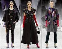 Chanel 2012 2013 Sonbahar Kış Kollesiyonu