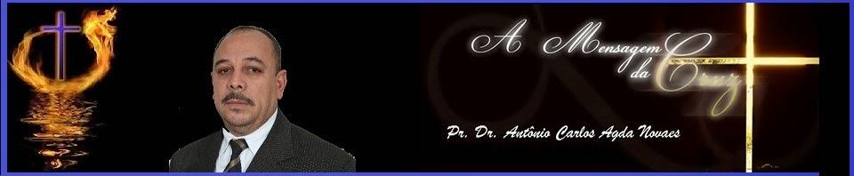 PR. DR. ANTÔNIO CARLOS AGDA NOVAES