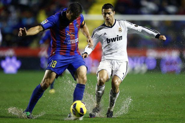 Siaran Langsung (TransTV) REAL MADRID VS LEVANTE La Liga Spanyol