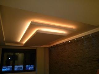 Instalaciones electricas residenciales - luz indirecta