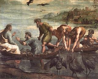 Raphael painting