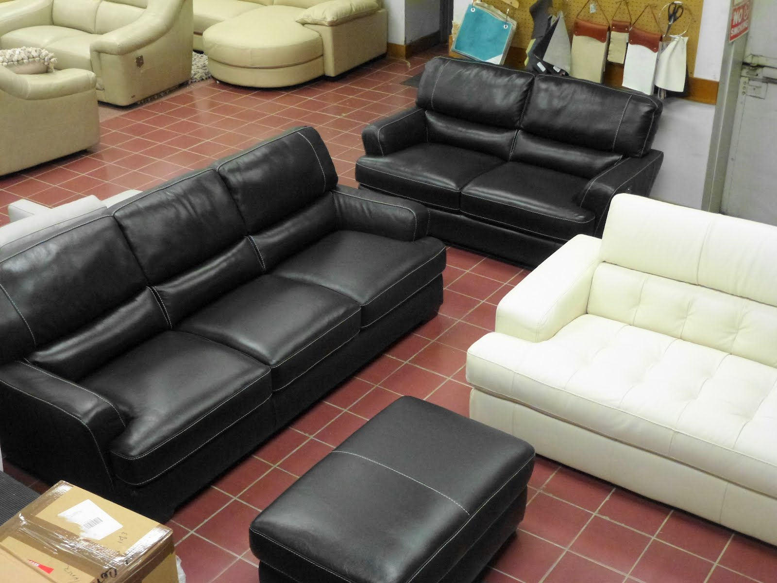 Natuzzi Leather Sofas Sectionals By Interior Concepts Furniture April 2012
