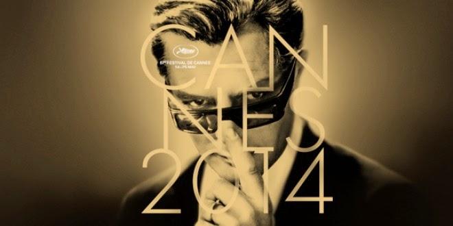 C'est Marcello Mastroianni qui illustre l'affiche du Festival de Cannes 2014