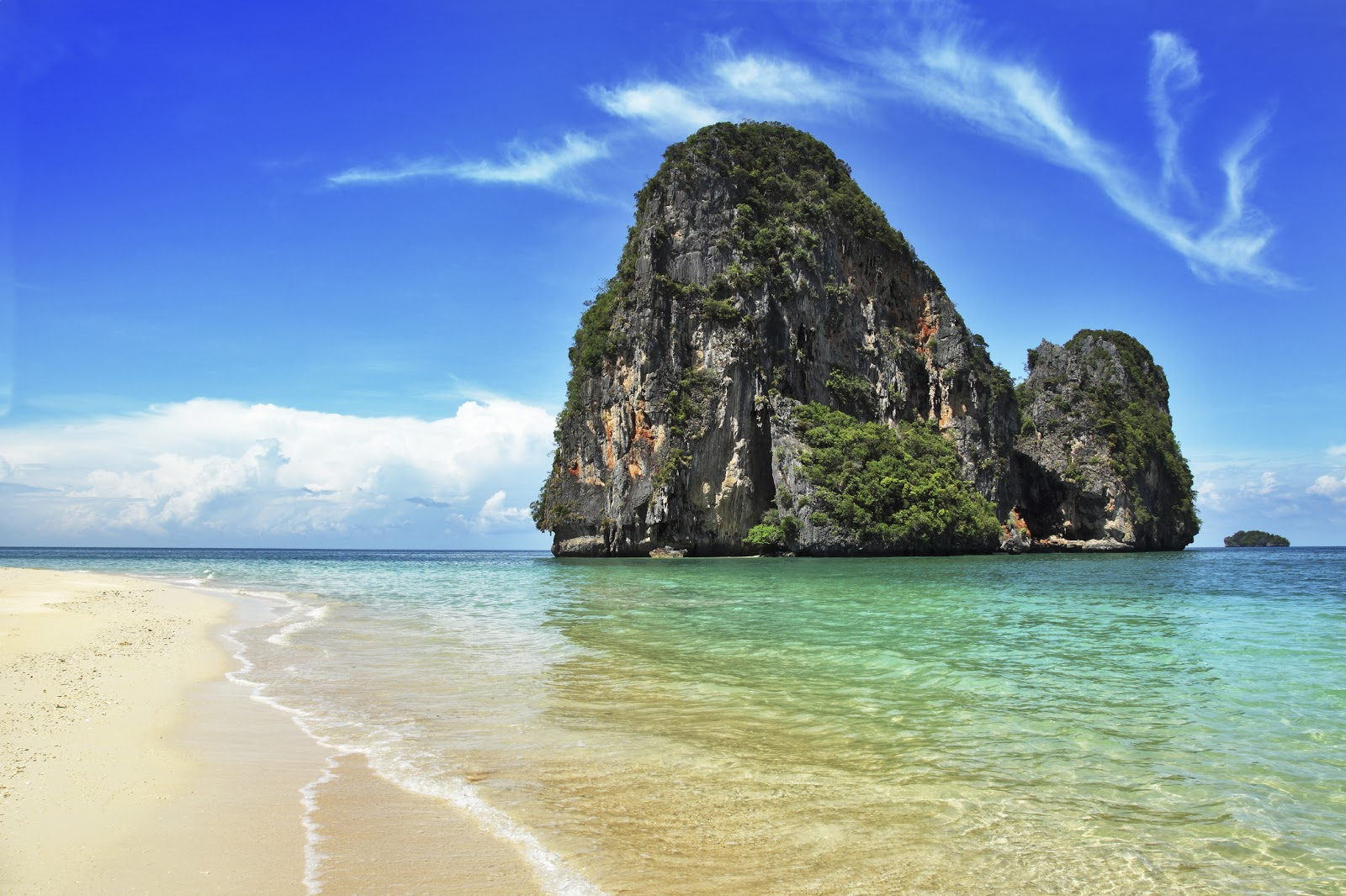 Beach of the Week: Railay Beach, Thailand  SolEscapes ...
