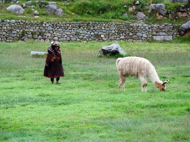 Mulher quechua