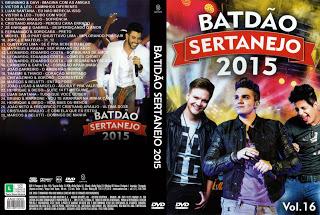 DVD Batidão Sertanejo 2015 – Vol.16