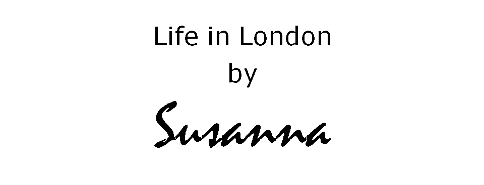 Life in London by Susanna