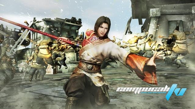 Dinasty Warriors 8 PS3 Region USA
