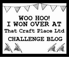 Winner - Shabby Chic Challenge