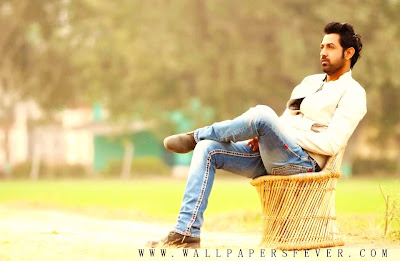 Gippy grewal Sitting on a Chair