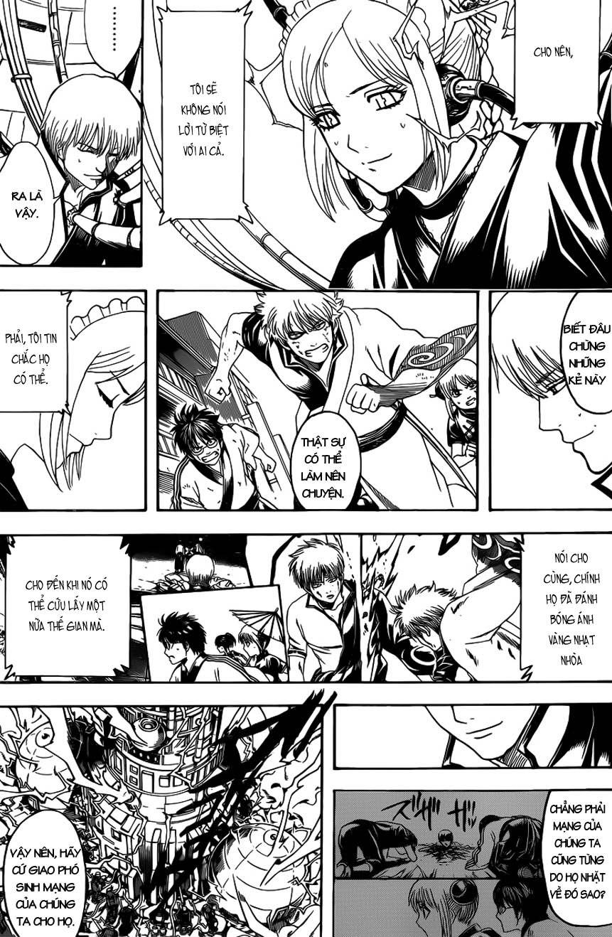 Gintama Chap 610 - Trang 14
