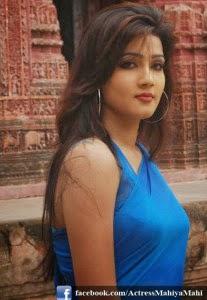 Bangladeshi Actress Mahia Mahi Full Biography With Height Weight And Figure Mesurement