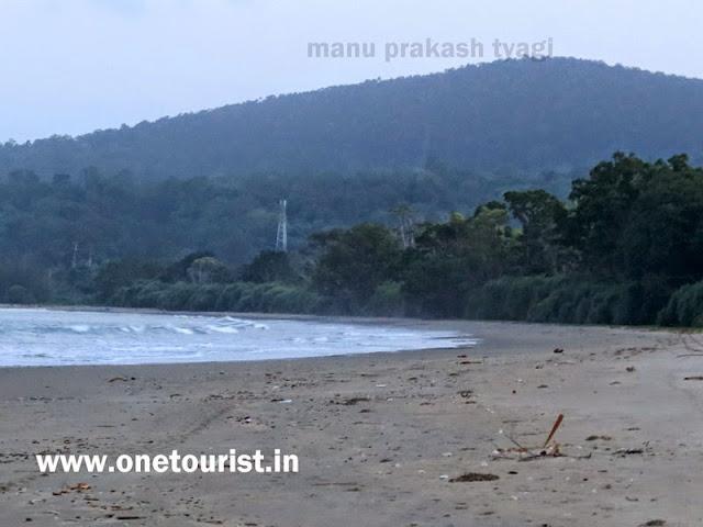 dhani nala beach , rangat